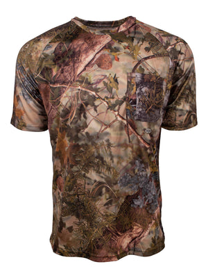 Hunter Series Short Sleeve Tee in Mountain Shadow | King's Camo