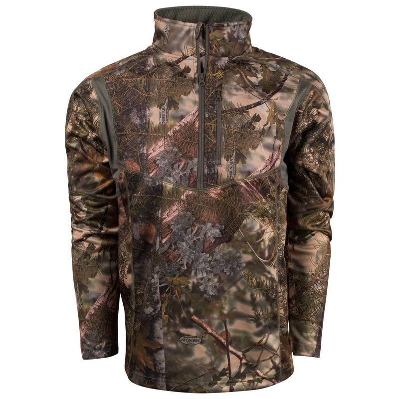 Hunter Series 1/4 Zip Mountain Shadow | King's Camo