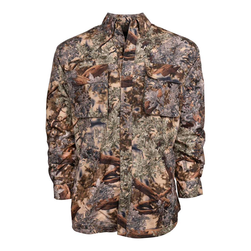 Hunter Series Safari Shirt | King's Camo