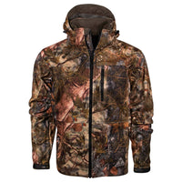 Hunter Series Wind-Defender Fleece Jacket in Mountain Shadow | King's Camo