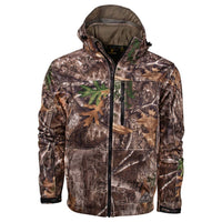 Hunter Series Wind-Defender Fleece Jacket in Realtree Edge | King's Camo