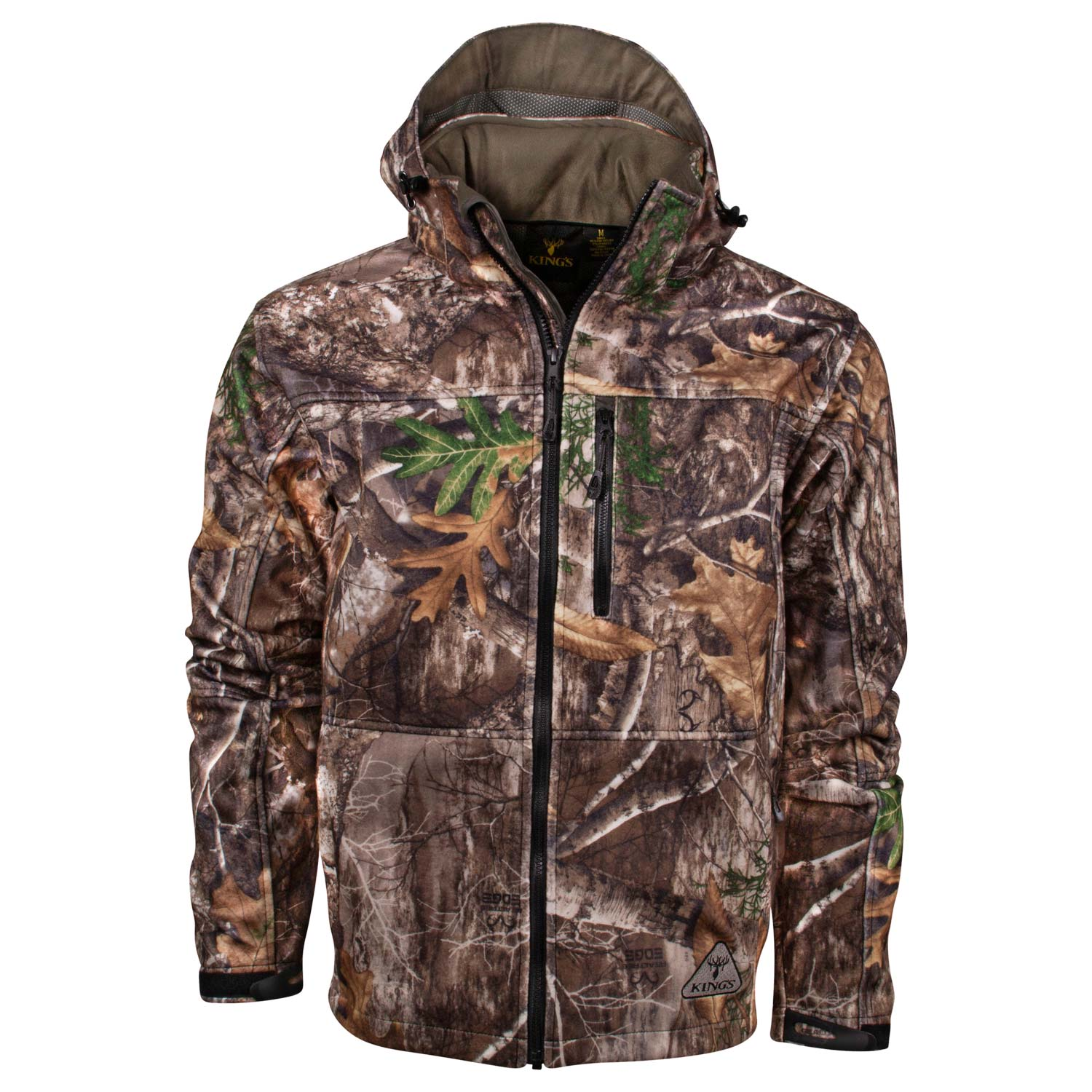 Hunter Series Wind-Defender Fleece Jacket