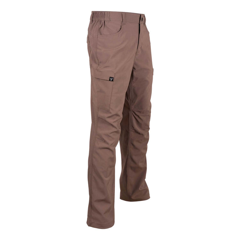 Mesa Pant in Dark Khaki | King's Camo
