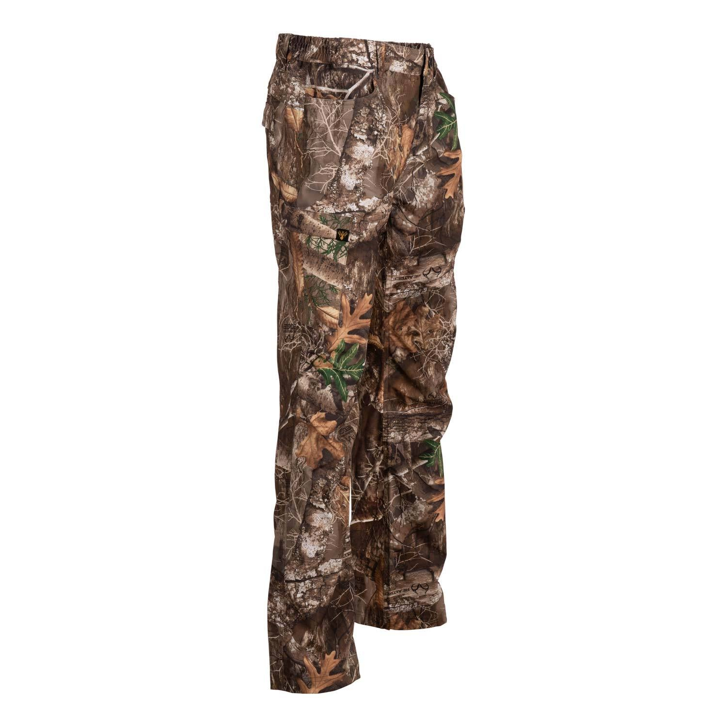King/'s Camo Kids Classic Hunting Cargo Pants Desert Shadow Youth All Sizes