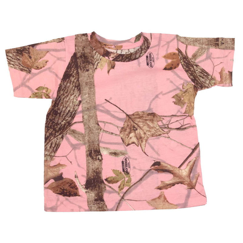 Infant Toddler Short Sleeve Tee Realtree Edge | King's Camo