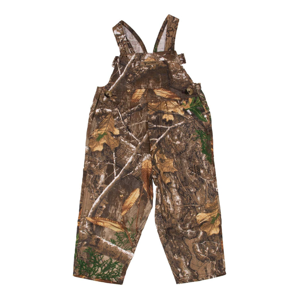 Infant Overalls in Realtree Edge | King's Camo