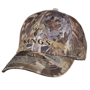 Hunter Series Logo Hat Mountain Shadow | King's Camo