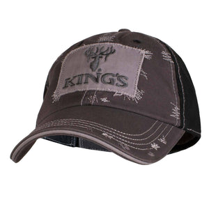 King's Iron Patch Logo Hat