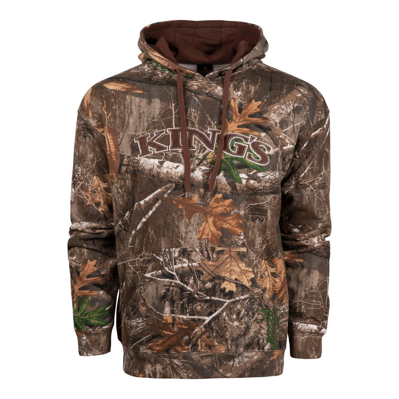 Classic Applique Hoodie in Realtree EDGE | King's Camo