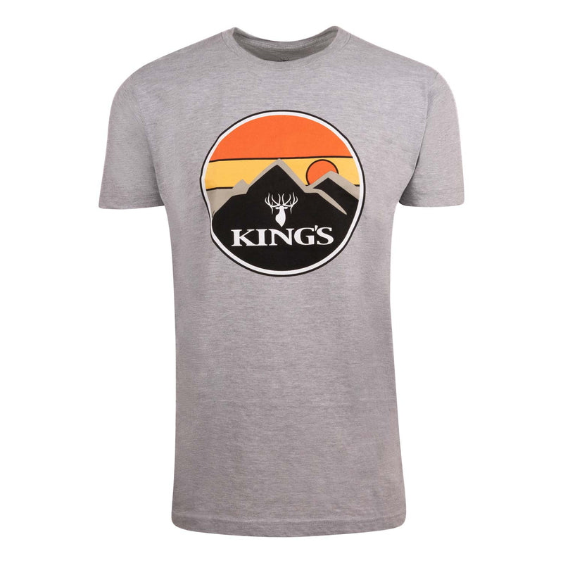 Sunset Tee | King's Camo
