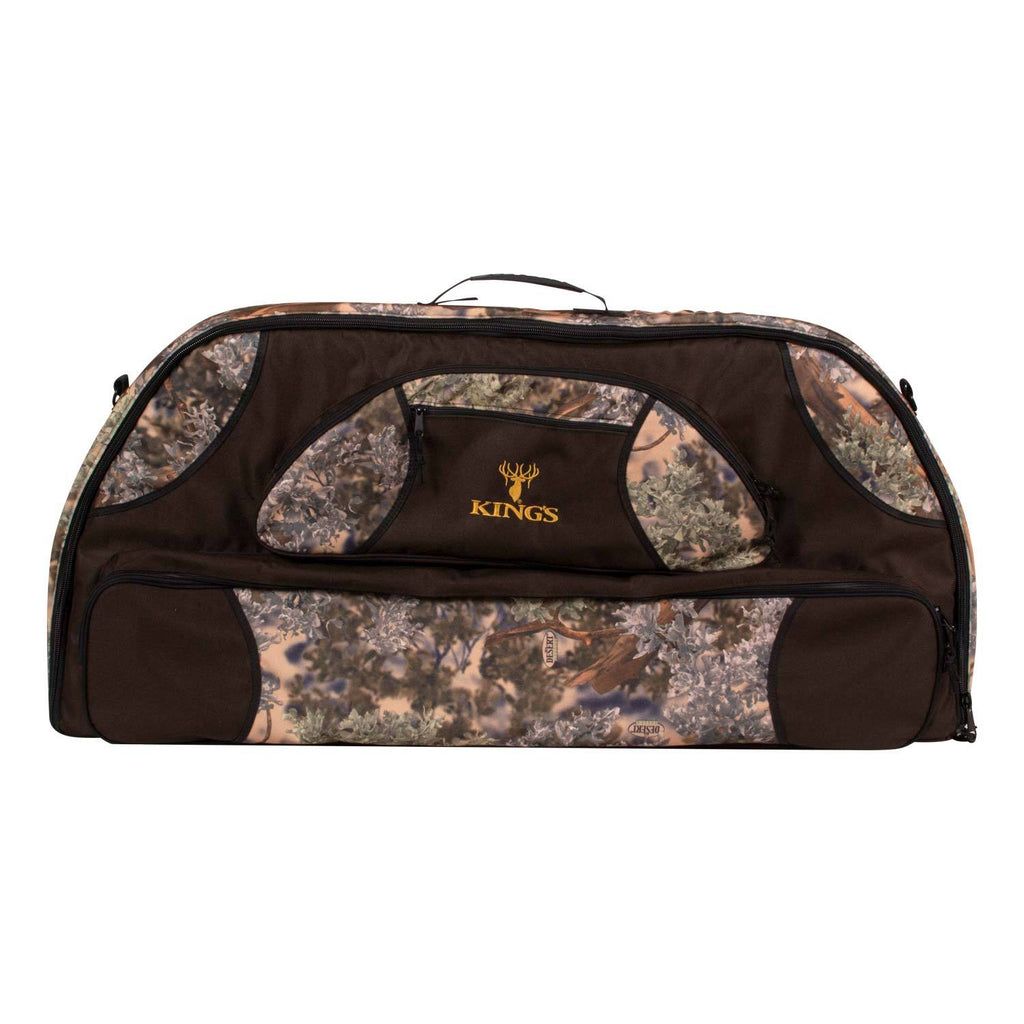 King's Deluxe Bow Case in Desert Shadow | King's Camo