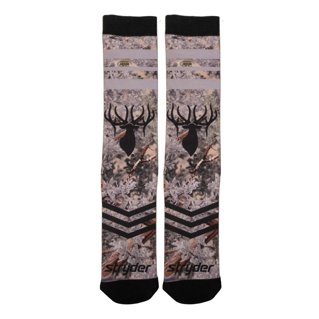 King's Graphic Socks in Desert Shadow | King's Camo