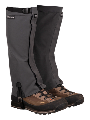 XKG Leg Gaiters in Charcoal | King's Camo