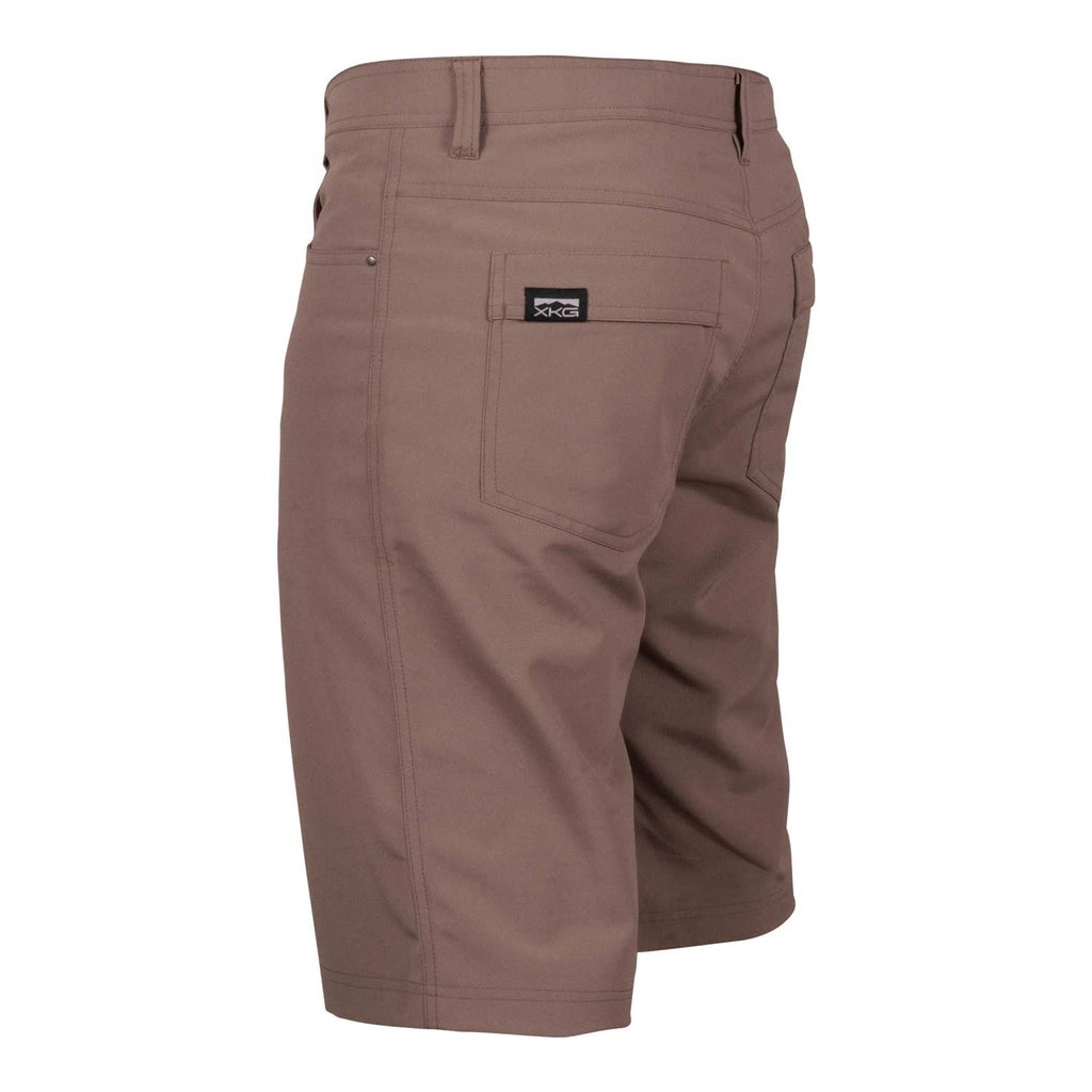XKG Sonora Short in Dark Khaki | King's Camo