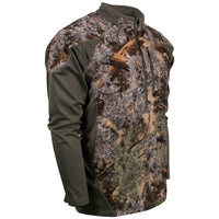 XKG Hightop 1/4 Zip Pullover | King's Camo