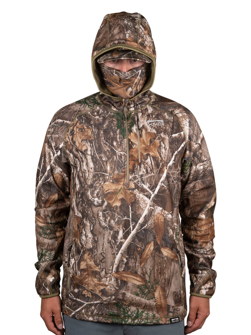 XKG Covert Hoodie in Realtree EDGE | King's Camo