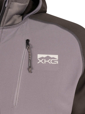 XKG Pinnacle Jacket in Charcoal | King's Camo