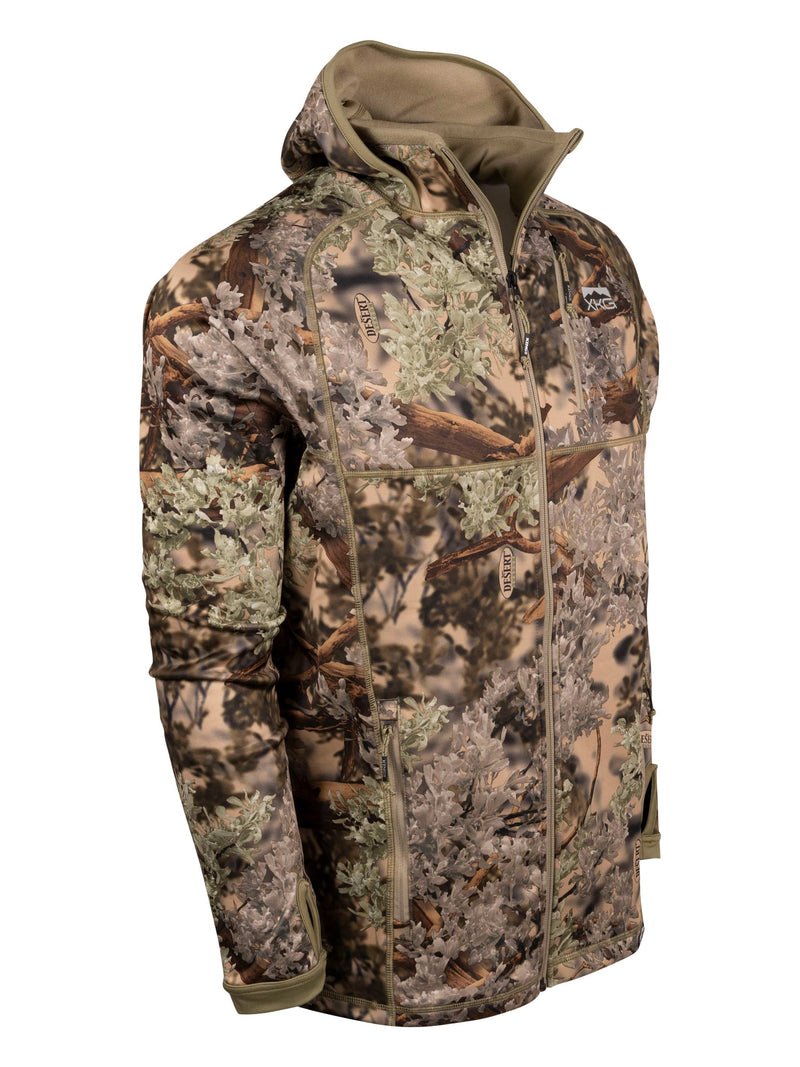 XKG Pinnacle Jacket in Desert Shadow | King's Camo