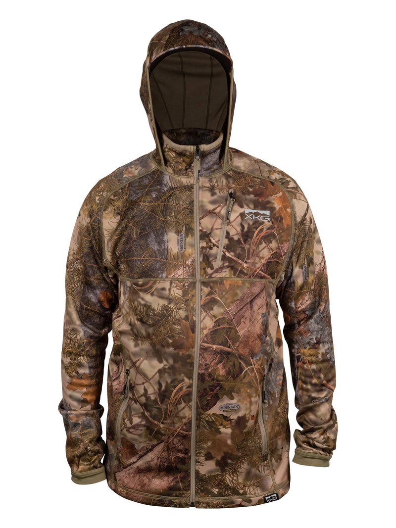 XKG Pinnacle Jacket in Mountain Shadow | King's Camo
