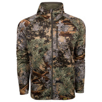 XKG Hightop Full-Zip Hoodie Desert Shadow | King's Camo