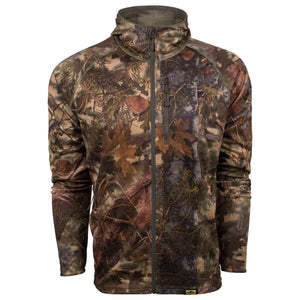 XKG Hightop Full-Zip Hoodie Mountain Shadow | King's Camo