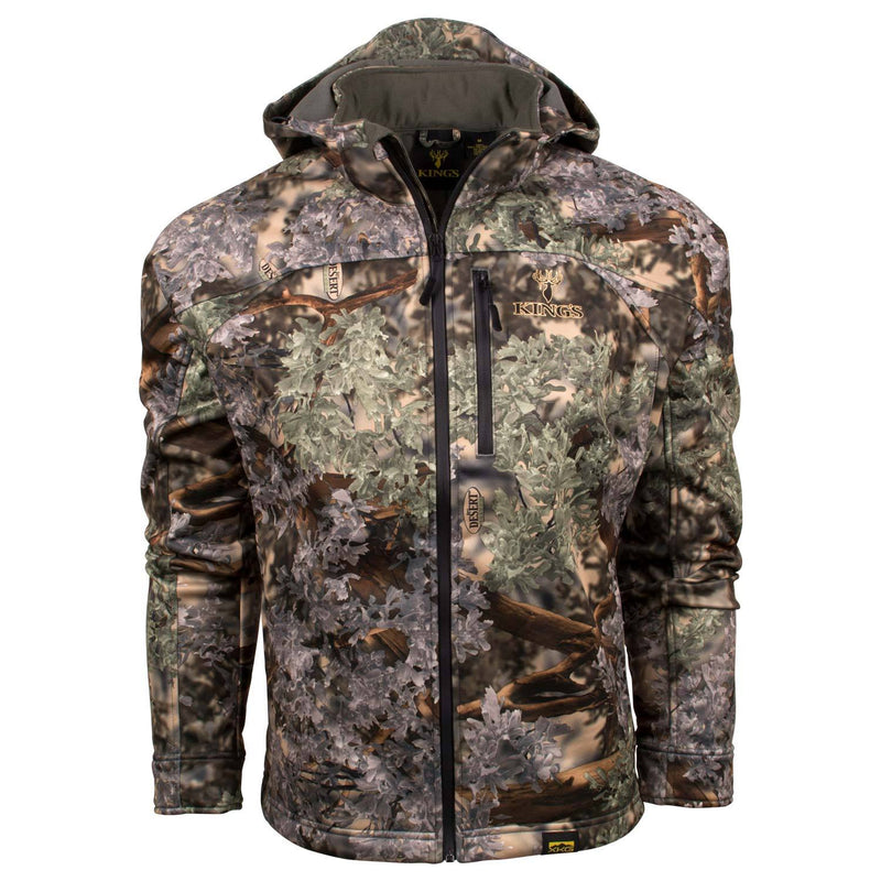 XKG Lone Peak Jacket in Desert Shadow | King's Camo