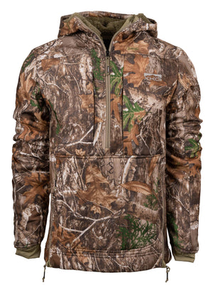 XKG Wind-Defender Anorak in Realtree EDGE | King's Camo