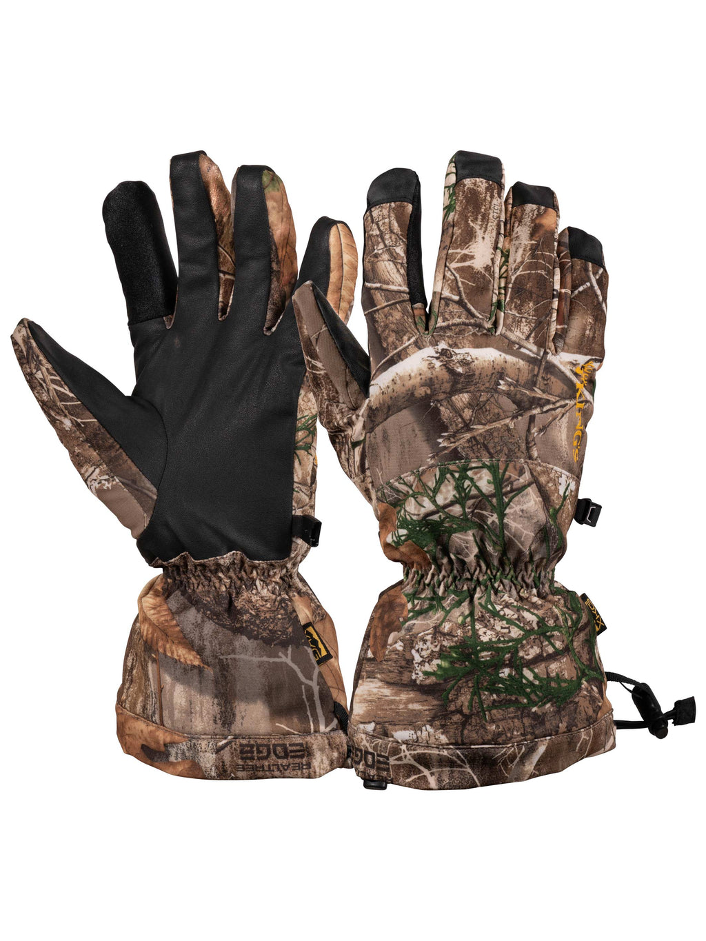 XKG Insulated Gloves in Realtree Edge | King's Camo
