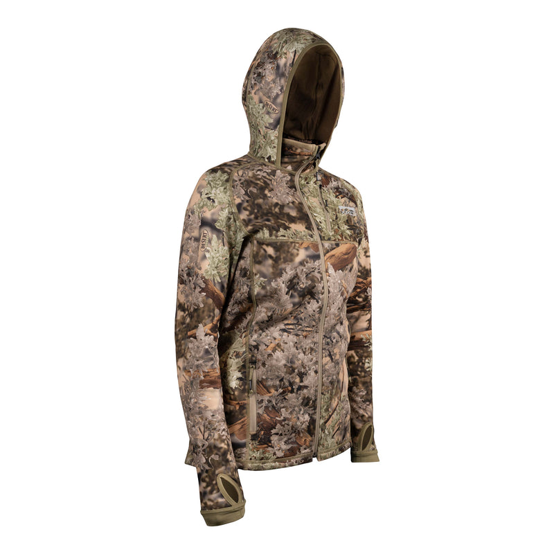 Women's XKG Pinnacle Jacket in Desert Shadow | King's Camo