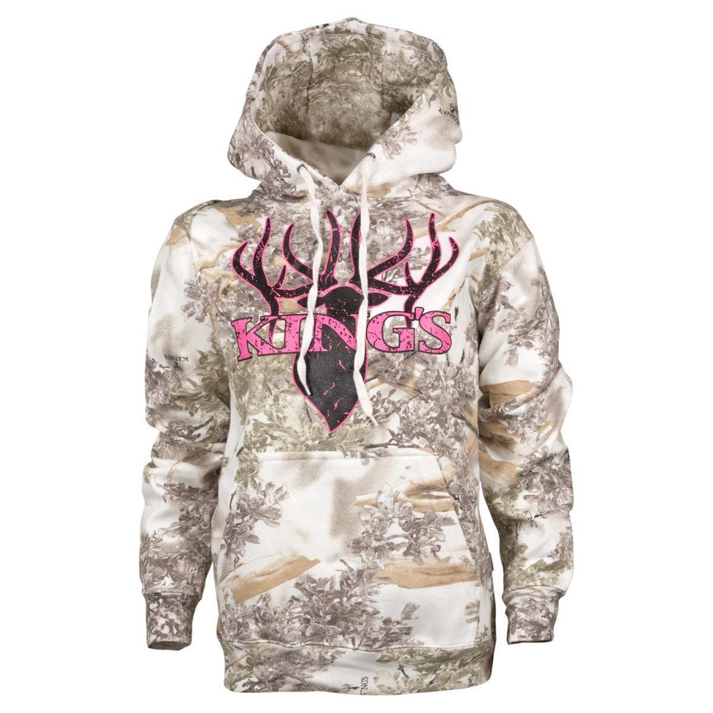 Women's Classic Logo Hoodie in Snow Shadow®