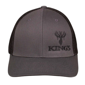 King's Flexfit Mesh Cap | King's Camo