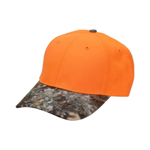 Structured Blaze Orange Hat in Desert Shadow®