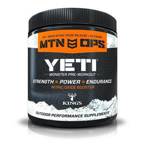 MTN OPS Yeti - Monster Pre-workout