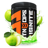 MTN OPS Ignite Sour Apple | King's Camo