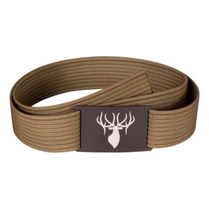 King's Logo Grip 6 Belt Dark Khaki | King's Camo