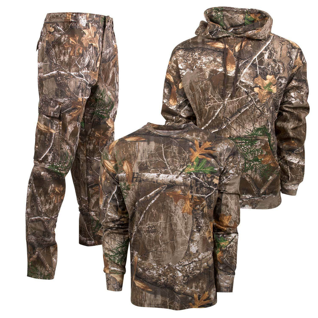 Men's Classic Bundle in Realtree Edge® Medium Hoodie | King's Camo
