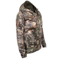 Women's XKG Hightop Full-Zip Hoodie | King's Camo