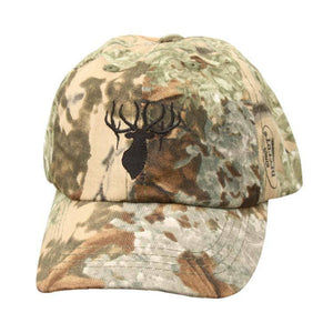 Kids Camo Cap Desert Shadow