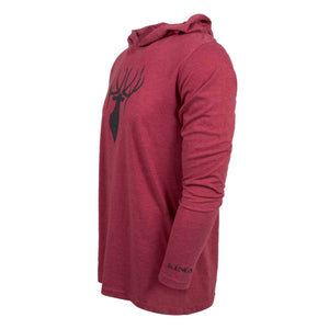 King's Triblend Hooded Tee | King's Camo