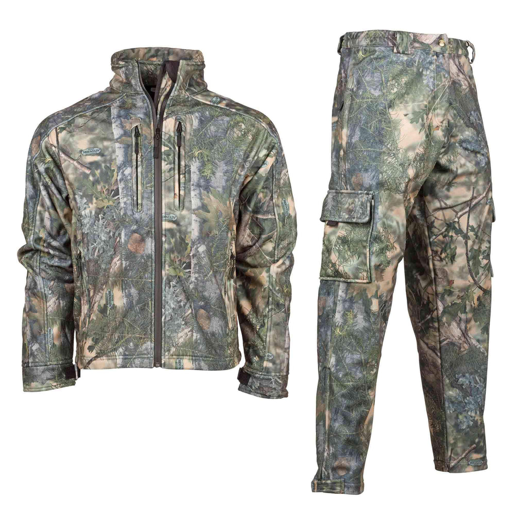 Guide's Choice Storm Fleece Bundle in Mountain Shadow® Medium Jacket | King's Camo