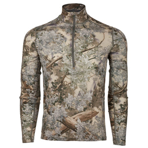 Closeout XKG Foundation Merino 1/4 Zip Desert Shadow | King's Camo