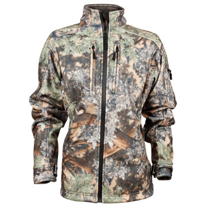 Women's Guide's Choice Storm Fleece Jacket Desert Shadow | King's Camo
