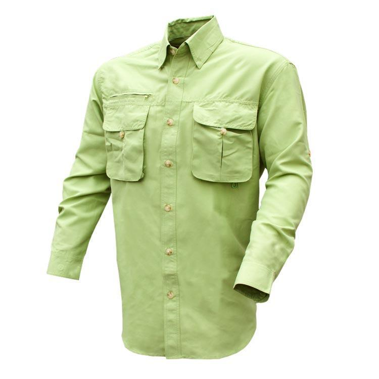 PACA Long Sleeve Fishing & Travel Shirt