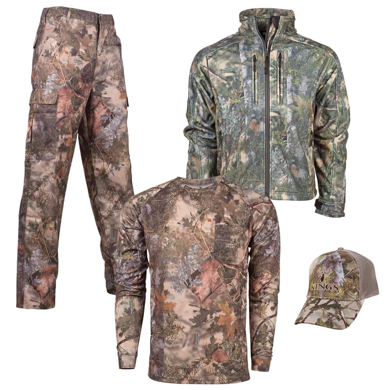 Men's Storm Hunter Bundle in Mountain Shadow | King's Camo