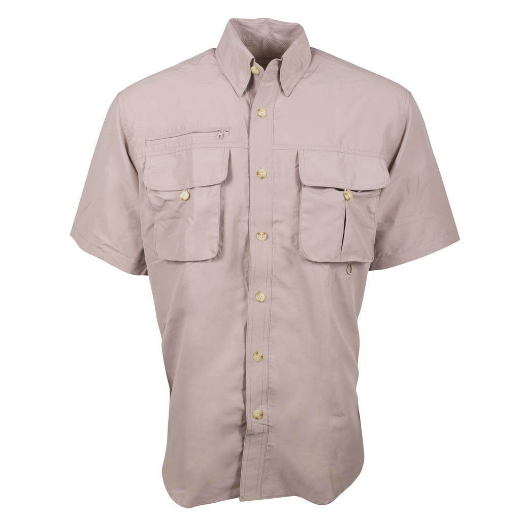 PACA Short Sleeve Fishing & Travel Shirt Medium | King's Camo