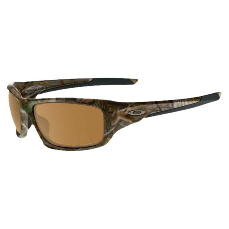 Oakley Valve® Bronze Polarized Sunglasses