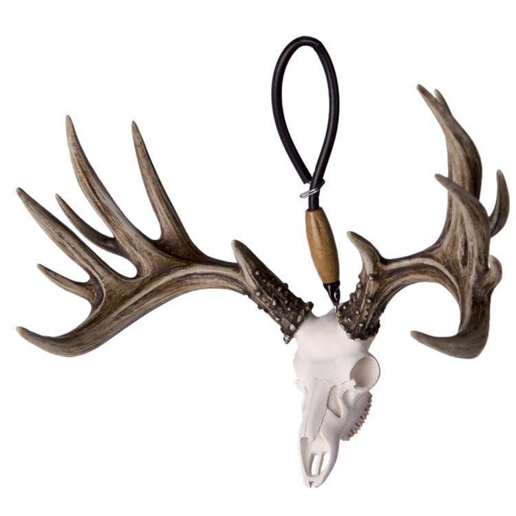 Whitetail Deer Skull Shedz