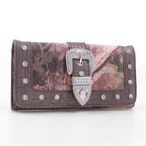 Autumn Tri-fold Wallet