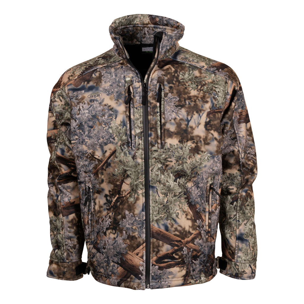 Guide's Choice Storm Fleece Jacket Desert Shadow | King's Camo