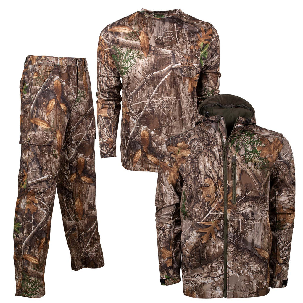 KC1 Deluxe Bundle in Realtree EDGE | King's Camo